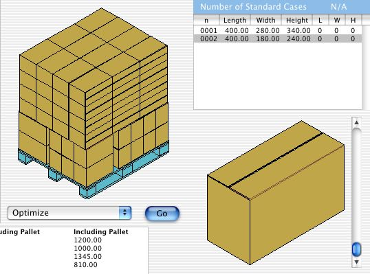 Quick pallet maker packaging software introduced in quick pallet maker 2 ccuart Gallery